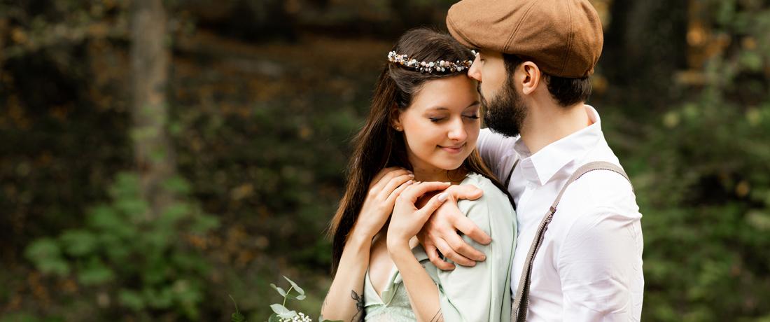 Verlobungsshooting und Hochzeitsfotografie
