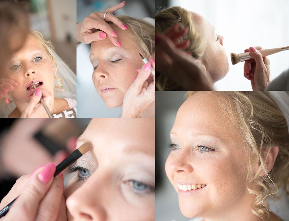 Brautentstehung fotografieren