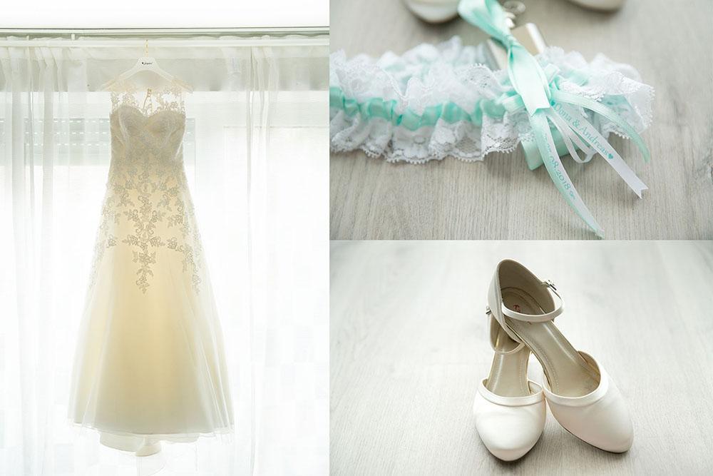 Braututensilien