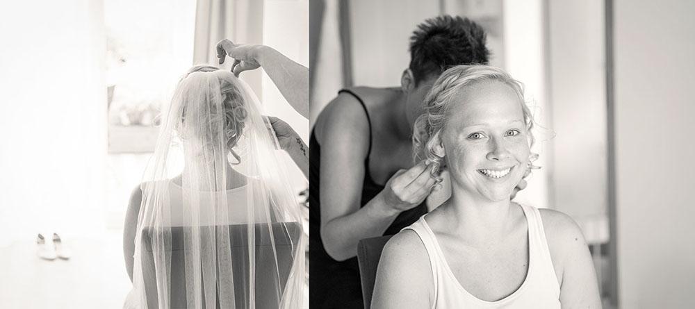 Eine Braut entsteht