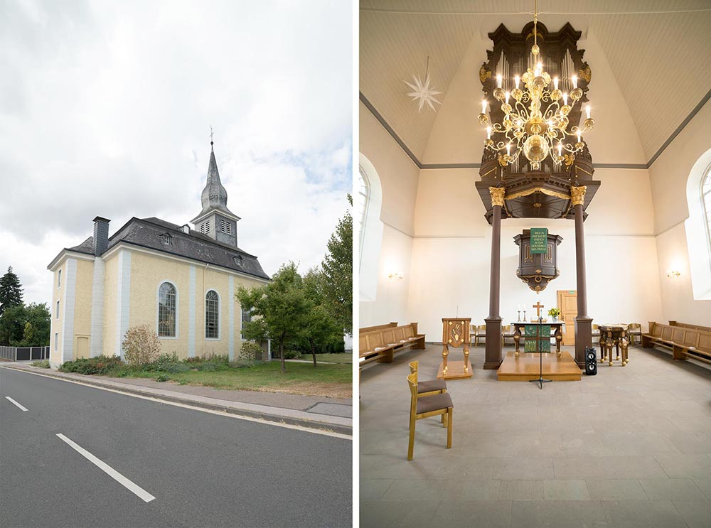 Martin Luther Kirche Langenfeld