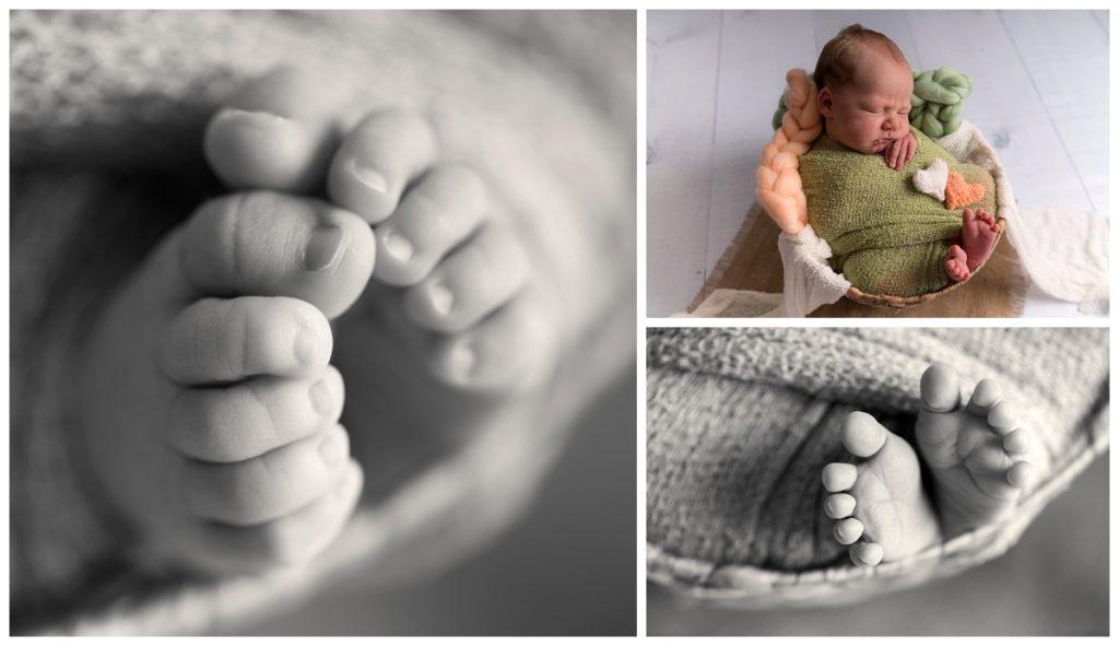 Details Babyfotos