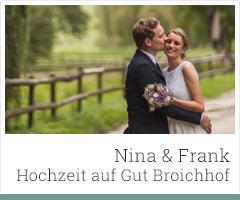 Hochzeit auf Gut Broichhof
