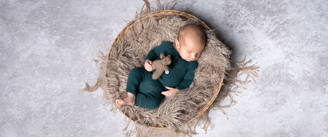 Neugeborenenfotos Babyfotos