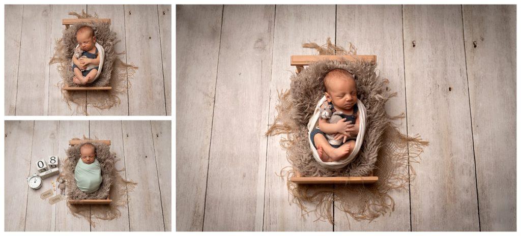 Babyfotos der richtige Zeitpunkt