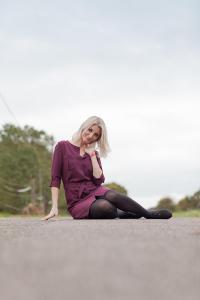 fall portrait