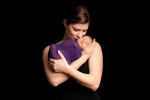 newborn und mama